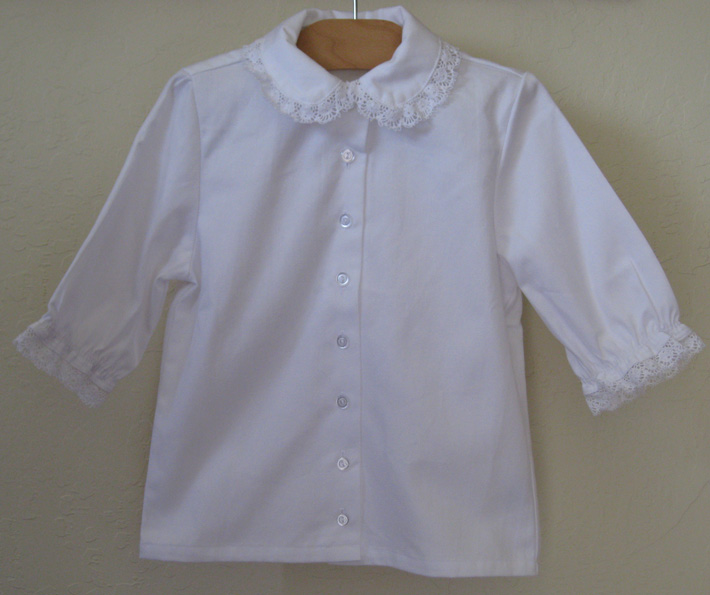 Little Girls Blouse