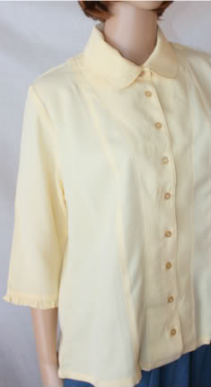 Buttercup Modest Blouse