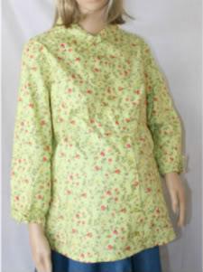 3/4 sleeve maternity blouse.