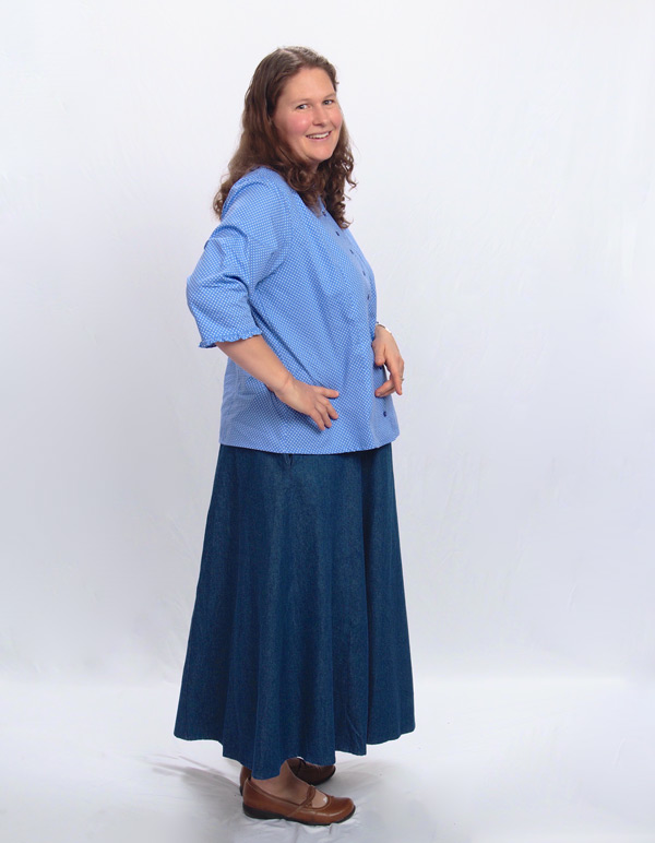 4428bde1eb85 Long Denim Skirts For Women Are Made To Be Your Everyday Pick.