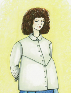 modest maternity clothes denim
