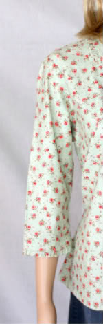Meadow Flowers Modest Blouse